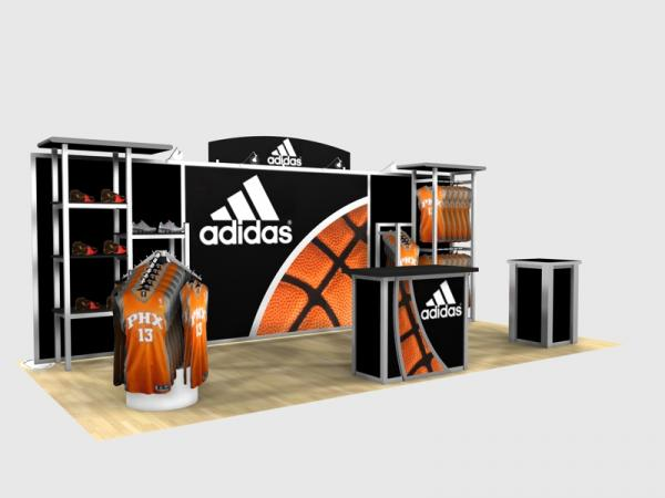 RE-2026 / Adidas Rental Display -- Image 1